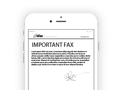 Pocket Fax Machine